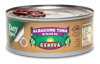 Albacore Tuna in Olive Oil
