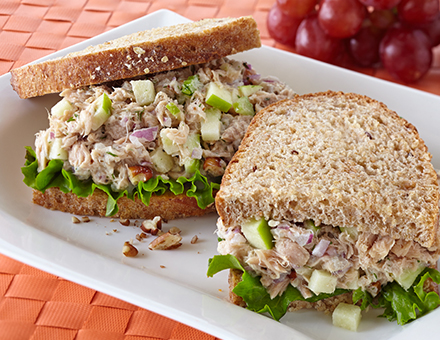 Tuna And Olive Salad Sandwich Recipe — Dishmaps