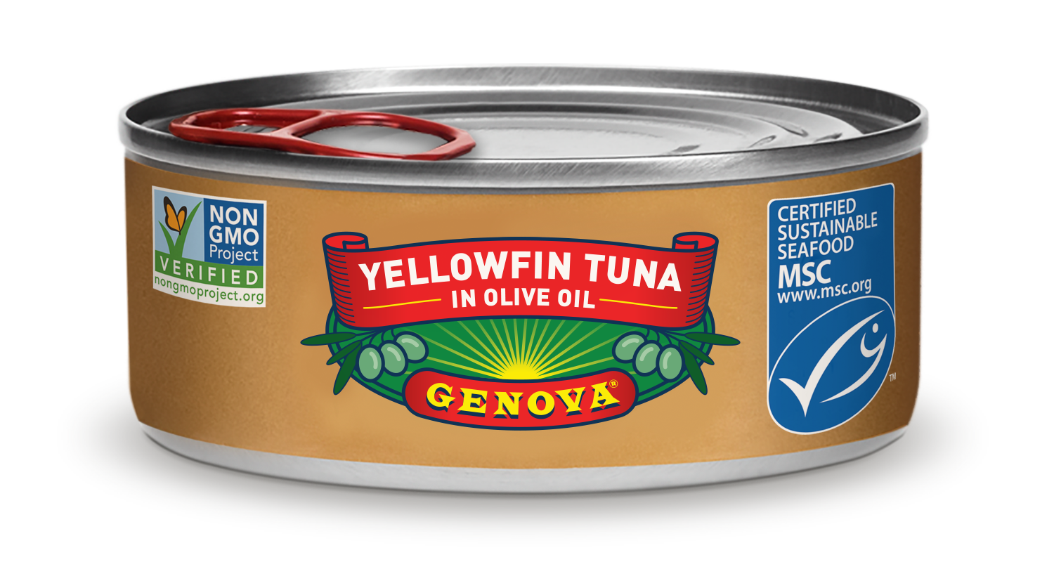 Yellowfin Tuna in Olive Oil